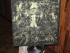 Jeff Morris- title: Chalkboards, 2007